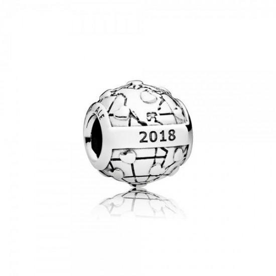 Klubový přívěsek PANDORA 2018