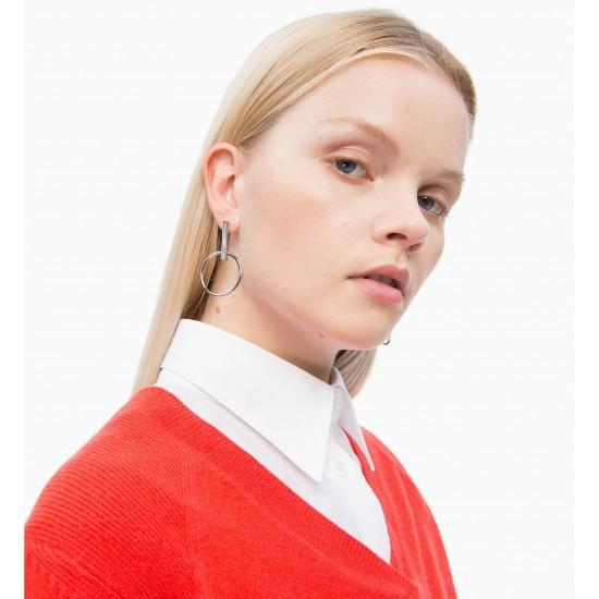 Drop Earrings - CALVIN KLEIN Solar