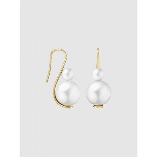 Drop Earrings - CALVIN KLEIN Pearl