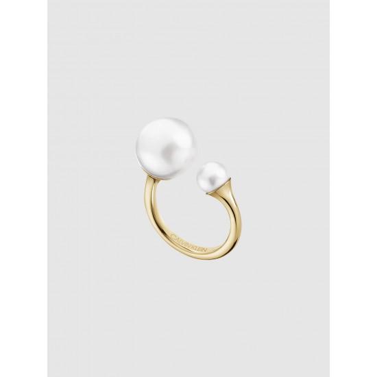 Ring - CALVIN KLEIN Pearl