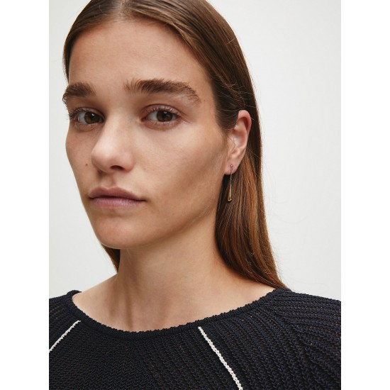 Drop Earrings - CALVIN KLEIN Ellipse