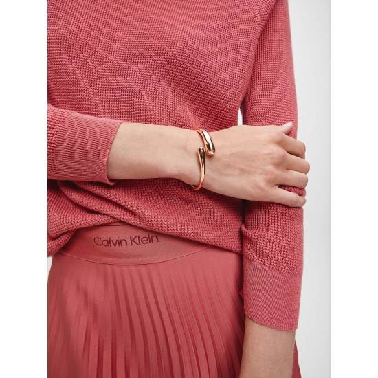 Open Bangle - CALVIN KLEIN Ellipse