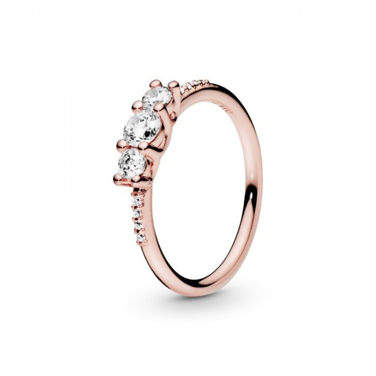 Prsten Třpytivá elegance