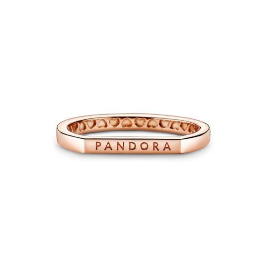 Prsten k vrstvení s úzkou destičkou s logem