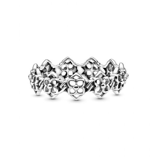 Prsten Okvětní lístky růže