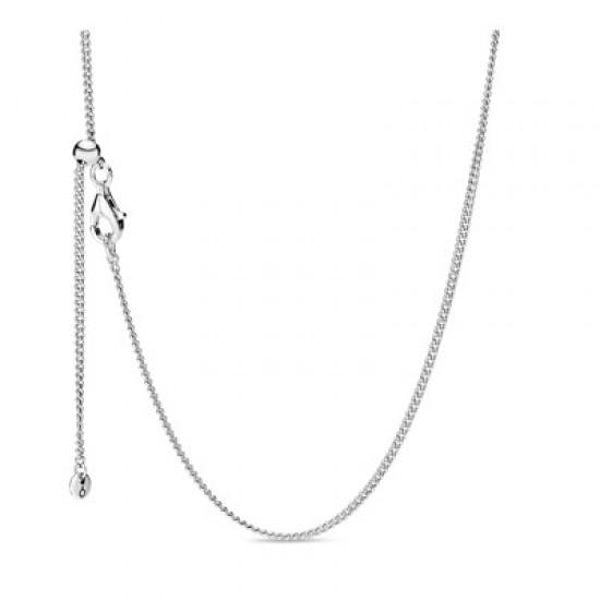 Řetízkový náhrdelník sprodloužením