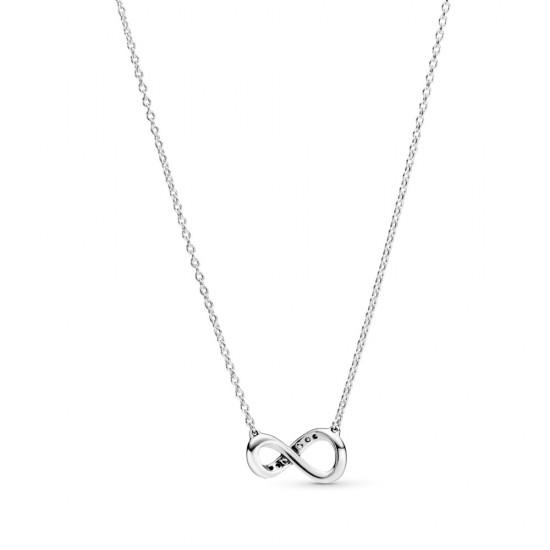 Krátký náhrdelník Třpytivé nekonečno