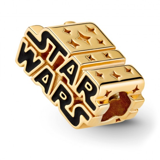 Přívěsek Zářivé 3D logo Star Wars