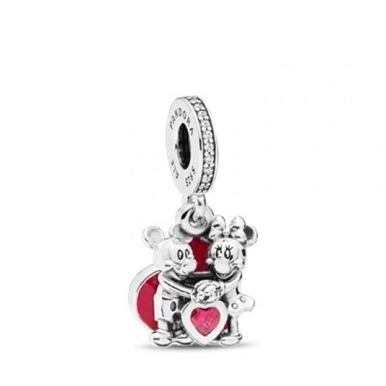 Visací přívěsek Disney, Zamilovaní Minnie & Mickey