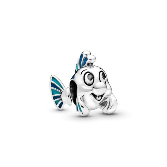 Přívěsek Disney Flounder z příběhu Malá mořská víla