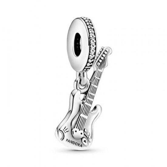 Visací přívěsek Elektrická kytara