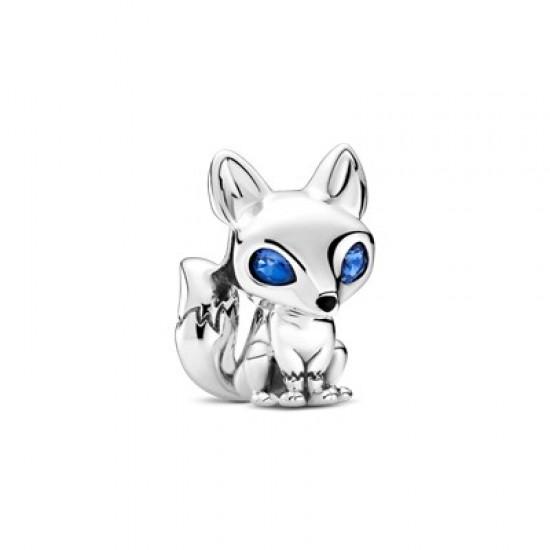 Přívěsek Liška s modrýma očima