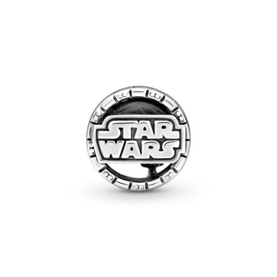 Děrovaný přívěsek Star Wars C-3PO a R2-D2